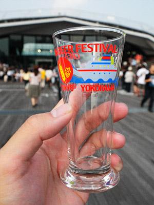 記念グラス