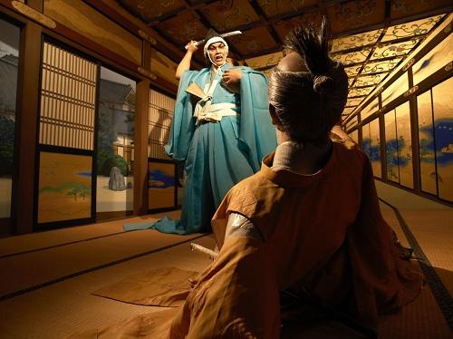 江戸村・吉良上野介邸「歴史館」