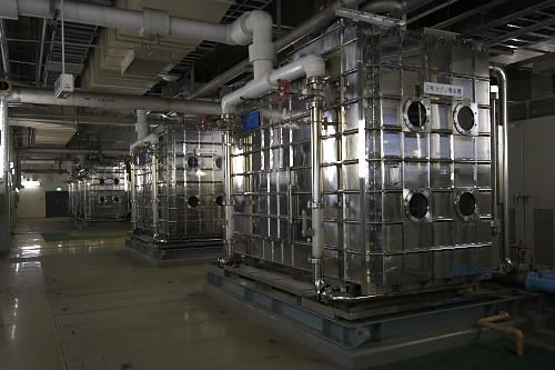 キラキラタンク:オゾン発生器