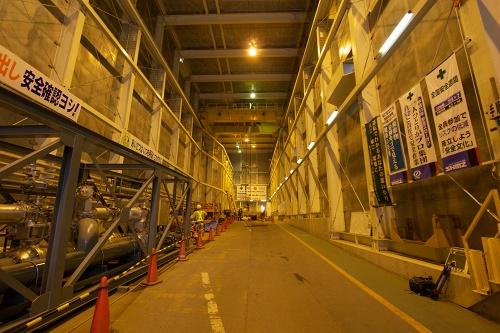 大橋シールドトンネル