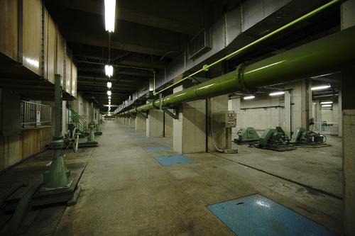有明水再生センター