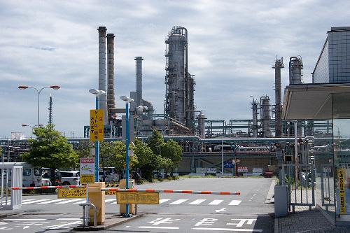 新日本石油 根岸工場