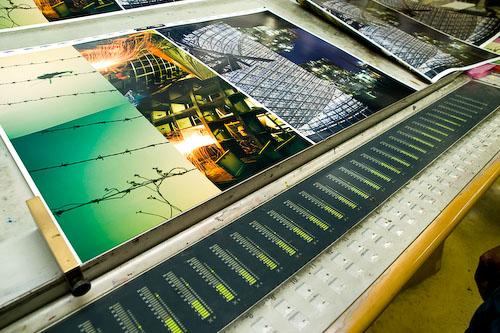 凸版印刷二平工場